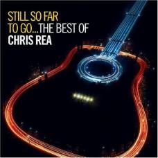 """CD CHRIS REA """"STILL SO FAR TO GO... THE BEST OF CHRIS REA"""" (2CD)"""