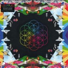 """LP COLDPLAY """"A HEAD FULL OF DREAMS"""" (2LP)"""
