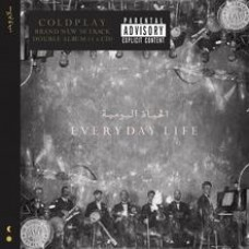 "CD COLDPLAY ""EVERYDAY LIFE"""