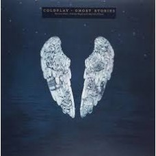 "CD COLDPLAY ""GHOST STORIES"""