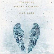 "CD COLDPLAY ""GHOST STORIES"" LIVE 2014 (CD+DVD)"