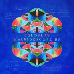 """CD COLDPLAY """"KALEIDOSCOPE"""" EP"""