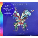 """CD COLDPLAY """"LIVE IN BUENOS AIRES"""" (2CD)"""