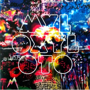 "CD COLDPLAY ""MYLO XYLOTO"""