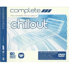 "CD COMPLETE CHILLOUT ""THE COMPLETE CHILLOUT ALBUM"" (2CD+DVD)"