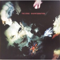 "LP THE CURE ""DISINTEGRATION"" (2LP)"