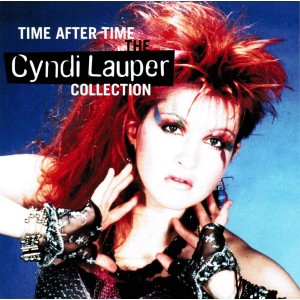 """CD CYNDI LAUPER """"TIME AFTER TIME. THE COLLECTION"""""""