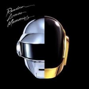 """CD DAFT PUNK """"RANDOM ACCESS MEMORIES"""""""