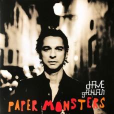 """CD DAVE GAHAN """"PAPER MONSTERS"""""""