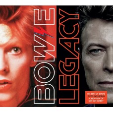 "CD DAVID BOWIE ""LEGACY"" (2CD)"