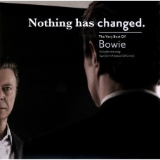 "CD DAVID BOWIE ""NOTHING HAS CHANGED"""