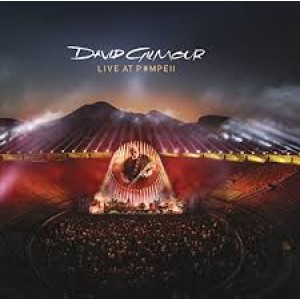 "CD DAVID GILMOUR ""LIVE AT POMPEII"" (2CD)"