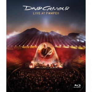 """CD DAVID GILMOUR """"LIVE AT POMPEII"""" (2CD + 2BLUE RAY)"""