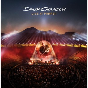 "LP DAVID GILMOUR ""LIVE AT POMPEII"" (4LP)"