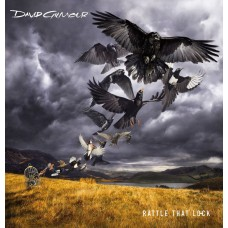 "LP DAVID GILMOUR ""RATTLE THAT LOCK"""