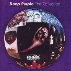 """CD DEEP PURPLE """"THE COLLECTION"""""""