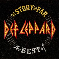 """CD DEF LEPPARD """"THE STORY SO FAR. THE BEST OF"""" (2CD)"""