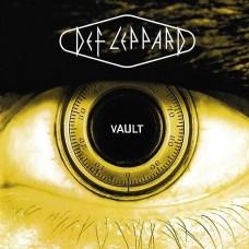 "CD DEF LEPPARD ""VAULT"" (2CD)"
