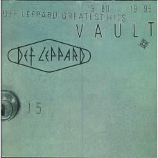 "LP DEF LEPPARD ""VAULT GREATEST HITS: 1980-1995"" (2LP)"