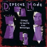 "LP DEPECHE MODE ""SONGS OF FAITH AND DEVOTION"""