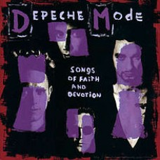 "LP DEPECHE MODE ""SONGS OF FAITH AND DEVOTION"""