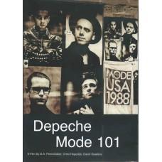 """DVD DEPECHE MODE """"101"""" (2DVD)"""
