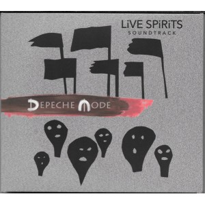 "CD DEPECHE MODE ""LIVE SPIRITS SOUNDRACK"" (2CD)"