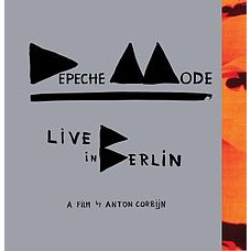 "CD DEPECHE MODE ""LIVE IN BERLIN"" 2CD+2DVD+BLU-RAY"