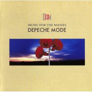 """CD DEPECHE MODE """"MUSIC FOR THE MASSES"""""""