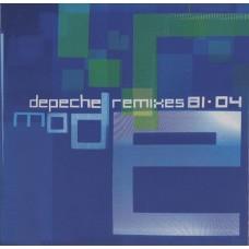 """CD DEPECHE MODE """"REMIXES 81.04"""""""