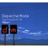 """CD DEPECHE MODE """"THE SINGLES 81>98"""" (3CD)"""