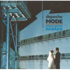 "CD DEPECHE MODE ""SOME GREAT REWARD"""