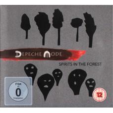 "CD DEPECHE MODE ""SPIRITS IN THE FOREST"" (2CD+2DVD)"