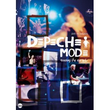 "DVD DEPECHE MODE ""TOURING THE ANGEL: LIVE IN MILAN"""