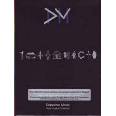 "DVD DEPECHE MODE ""VIDEO SINGLES COLLECTION"" (3DVD)"