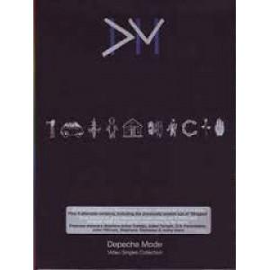 "DVD DEPECHE MODE ""VIDEO SINGLES COLLECTION"" (3DVD)"