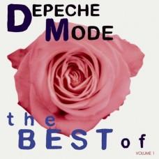 """CD DEPECHE MODE """"THE BEST OF DEPECHE MODE, VOL. 1"""" CD+DVD"""