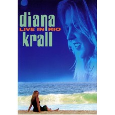 """DVD DIANA KRALL """"LIVE IN RIO"""""""