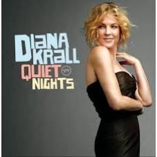 """CD DIANA KRALL """"QUIET NIGHTS""""  DLX"""