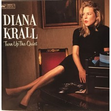 "CD DIANA KRALL ""TURN UP THE QUIET"""
