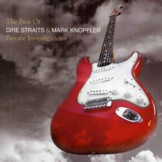 "CD DIRE STRAITS & MARK KNOPFLER ""PRIVATE INVESTIGATIONS - THE BEST OF"""