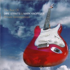 """CD DIRE STRAITS & MARK KNOPFLER """"PRIVATE INVESTIGATIONS - THE BEST OF"""" (2CD)"""
