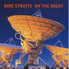 """CD DIRE STRAITS """"ON THE NIGHT"""""""