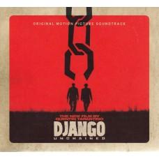 """CD OST """"DJANGO UNCHAINED"""""""