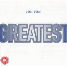 "CD DURAN DURAN ""GREATEST"" (CD+DVD)"