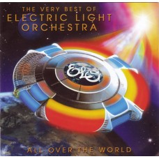 """CD ELECTRIC LIGHT ORCHESTRA """"ALL OVER THE WORLD. THE VERY BEST OF"""""""
