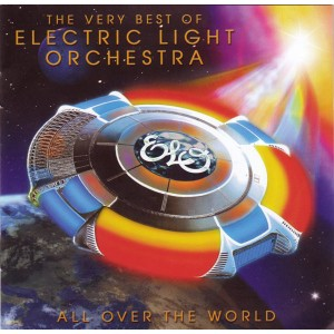 "CD ELECTRIC LIGHT ORCHESTRA ""ALL OVER THE WORLD. THE VERY BEST OF"""