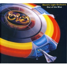 """LP ELECTRIC LIGHT ORCHESTRA """"OUT OF THE BLUE"""" (2LP)"""
