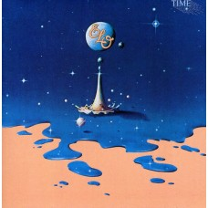 """LP ELECTRIC LIGHT ORCHESTRA """"TIME"""""""