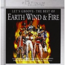 """CD EARTH WIND & FIRE """"LET'S GROOVE. THE BEST OF"""""""